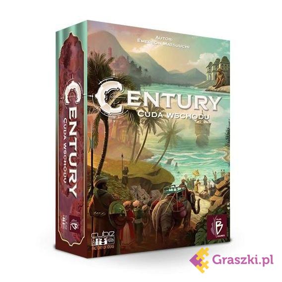 Century: Cuda Wschodu | Cube